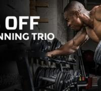 40% Korting op het winnende sport-trio