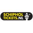 25 Euro korting bij Schipholtickets
